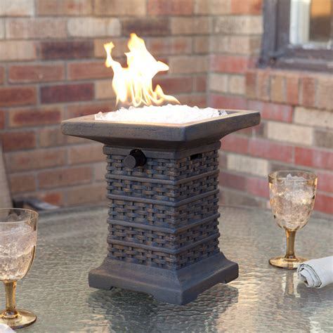 tabletop gas pit ambient design ideas for table top pits fireplace
