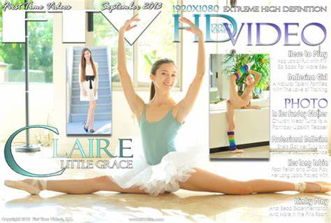 Claire Evans Firsttime Yoga