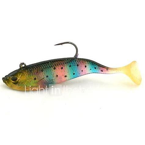 grouper fishing bait catfish bass lure swimbait soft