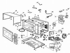 Panasonic Microwave Parts