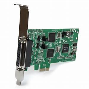 4 Port Rs232  422  485 Pcie Serial Card