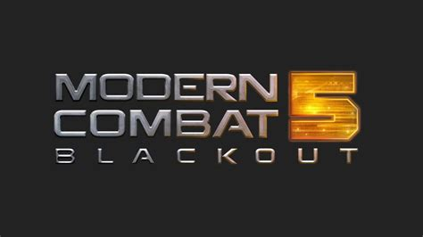 androidreamer modern combat 5 blackout now officially available for android