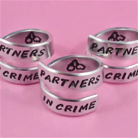 Friendship Rings For 3 Best Partners In Crime Rings Products On Wanelo