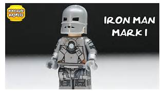 LEGO Iron Man MARK I C...