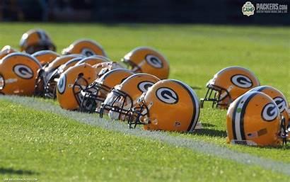 Packers Bay Helmets
