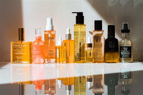 The Best Hair Oils 2017