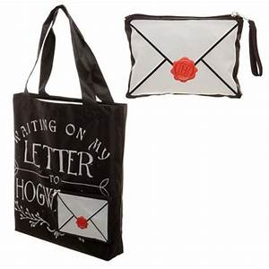 harry potter tote bags With harry potter letter bag