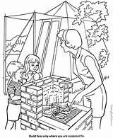 Camping Coloring Theme Preschool Printable Namiot Biwak Barbie Zipper Mouth Clip Sheets Summer Kolorowanki Kamping Dzieci Dla Raisingourkids Library Clipart sketch template