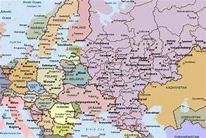 The Polyglot Blog: Russian Maps