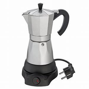 Espressokocher Edelstahl Elektrisch : elektrischer espressokocher test die besten modelle f r ~ Watch28wear.com Haus und Dekorationen