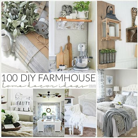 diy farmhouse home decor ideas   avenue