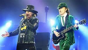 Journalist says Axl Rose and AC/DC will record and tour ...