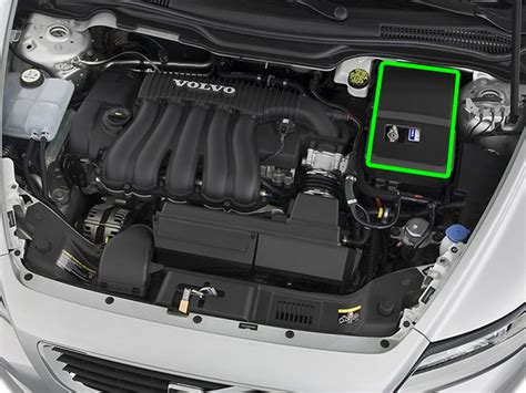 Volvo S80 Battery by Volvo V50 Car Battery Location Abs Batteries