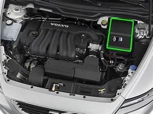 Volvo V50 Car Battery Location