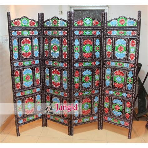 indian painted furniture hand painted wooden furniture