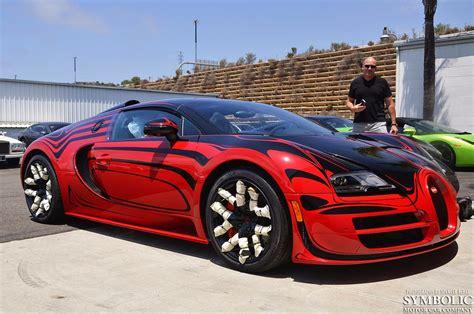 Bugatti Veyron Grand Sport Vitesse L'or