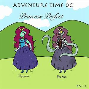 adventure time princesses | Adventure Time OC Princess ...