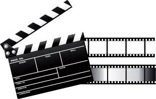 Movie Film Strip Clip Art