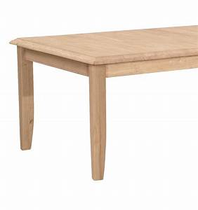 [120 Inch] Extension Farm Table Unlimited Furniture Co