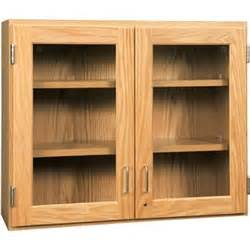 oak kitchen cabinets diversified woodcrafts oak glass door wall storage cabinet 1139
