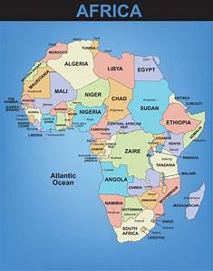 Best Photos of Africa Map With Capital Cities - Europe ...