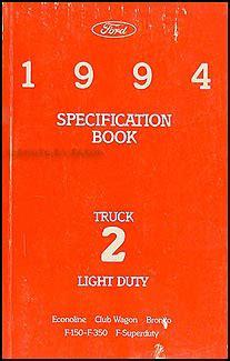ford  series pickup truck owners manual original