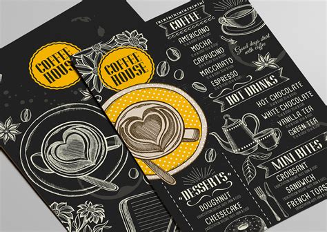 As our valued customers, experience designers at kofi are here to help assist, suggest ideas and. Coffee menu restaurant template on Behance