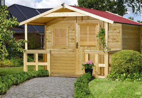 gartenhaus bauen und aufstellen mit der anleitung von obi