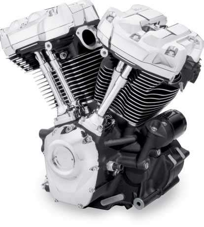 Harley Davidson Crate Engines by 16200363 Milwaukee Eight Crate Engine 114 Black With