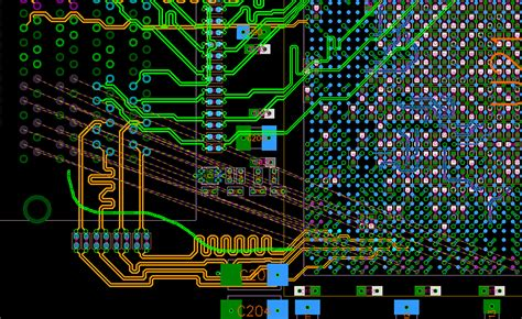 xpcb layout flow automation  scripting mentor graphics