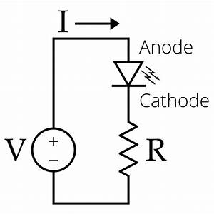 Solar Led Circuit Diagram