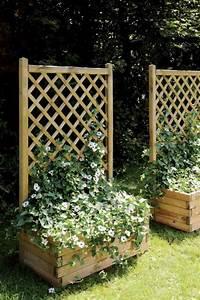 Jardinière Haute Pas Cher : jardiniere treillage pas cher collection avec les ~ Premium-room.com Idées de Décoration