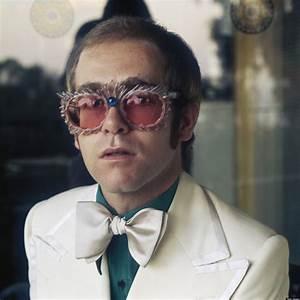 Elton John's Birthday: Singer Turns 66 Today (PHOTO ...  Elton