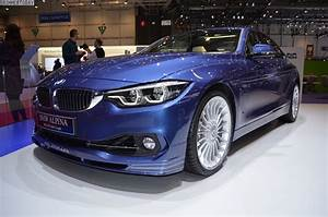 2017 Geneva  Bmw Alpina B4 S With Facelift And Update To