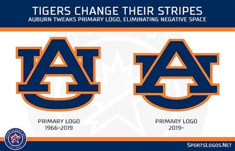 Auburn Tigers Tweak Primary Logo