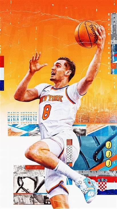 Knicks Behance York Poster