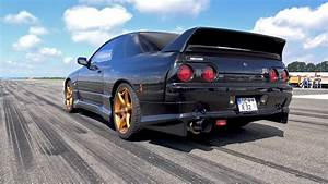 Nissan Gtr R32 : 600hp nissan skyline gtr r32 brutal exhaust sounds youtube ~ Medecine-chirurgie-esthetiques.com Avis de Voitures