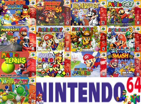 Nintendo 64 Gc Entertainment System