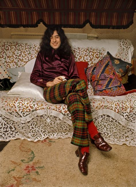stylish page jimmy page fashion style beauty life is short live