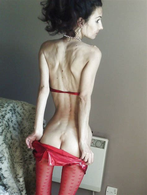 Anorexic milf