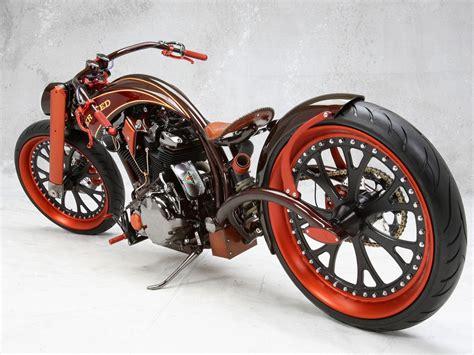 Custom Chopper Wallpapers