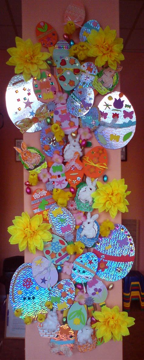 craft  activities   ages  easter ladder