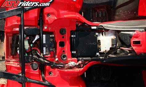 2006 Polari Sportsman 450 Fuse Box by 2009 Honda Rancher 420 At Es Utility Atv Test Ride Review