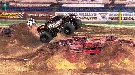 monster truck jam baltimore monster jam advance auto parts grinder monster truck