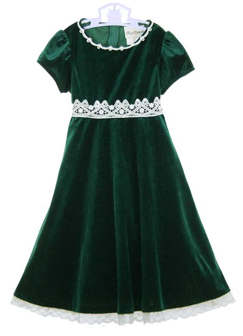 girls green christmas dress dress ideas