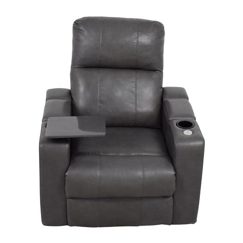 used recliners for recliner with usb dasia leather swivel rocker power