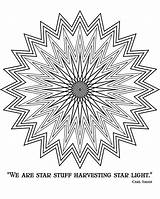 Coloring Crazy Quotes Stars Pattern Braided Mandala Quote Sheets Printable Patterns Pointed Using Stuff Religious Paste Quotesgram Points Total Bw sketch template