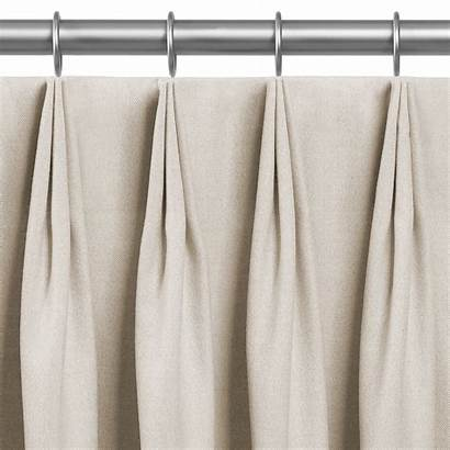 Drapery Drapes Pleat Curtains Styles Different Euro