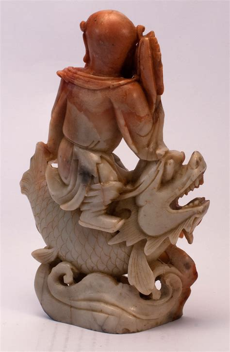 carving soapstone soapstone carving immortal fish katoomie