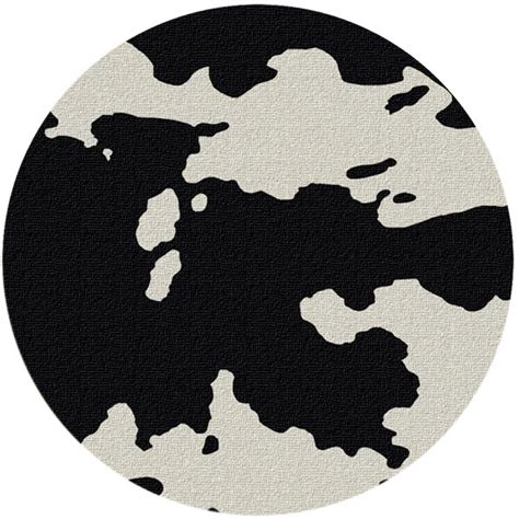 Cowhide Black And White by Black And White 8 Cowhide Rug Cabin Place